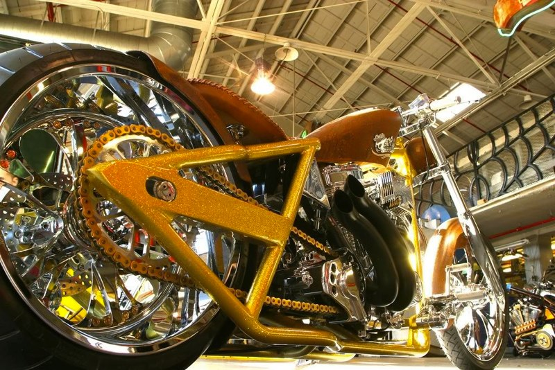 Choppers Dominator Choppers Coors Dominator